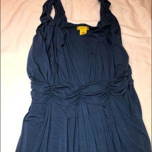 Catherine Malandrino blue dress